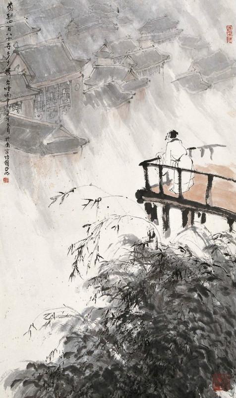 唐·杜牧·江南春
