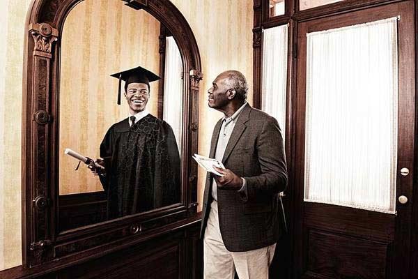 美国摄影师Tom Hussey的作品《A Mirrored Memory》(镜中回忆)-2