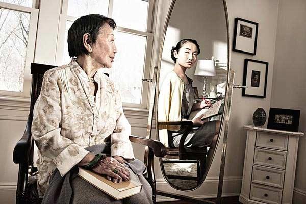 美国摄影师Tom Hussey的作品《A Mirrored Memory》(镜中回忆)-3