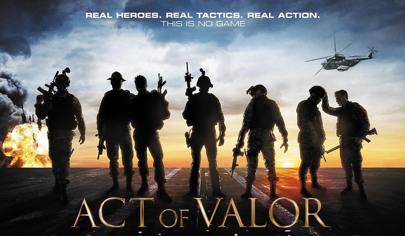 勇者行动海报